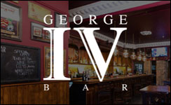 GEORGE IV BAR