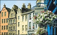 Royal Mile Apartments